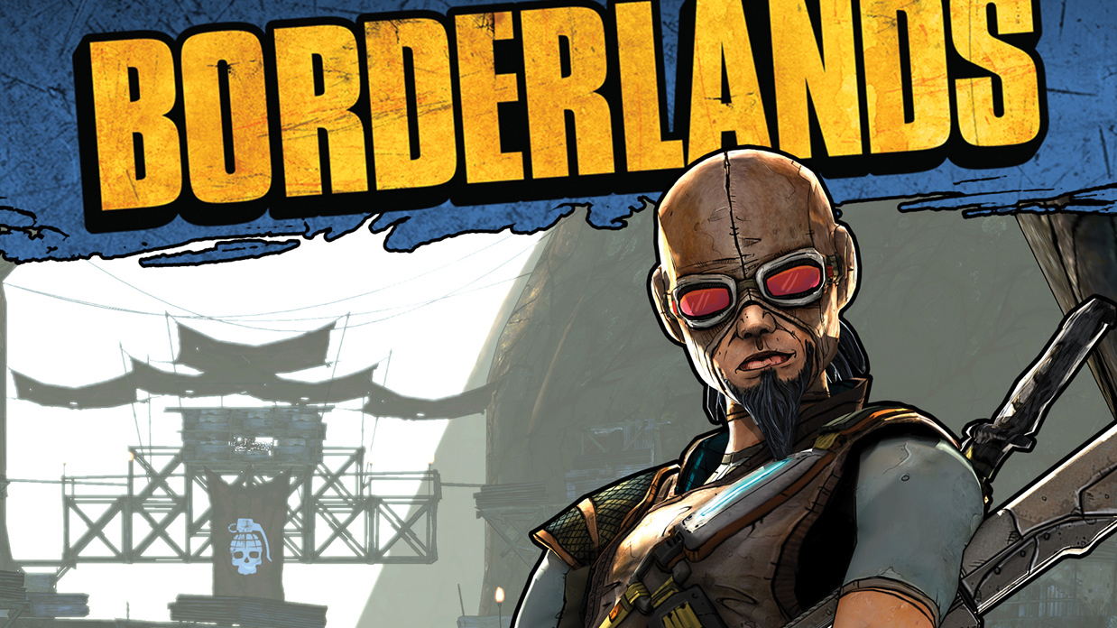 Borderlands Unconquered