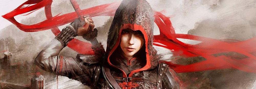 Assassins Creed Volgorde China Shao Jun