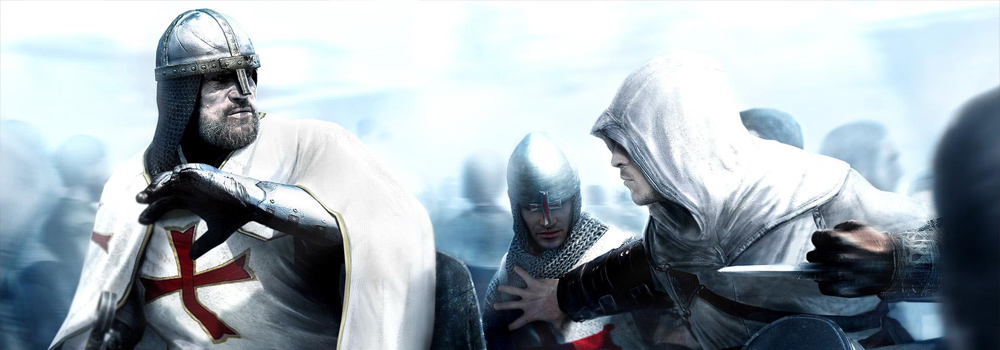Assassins Creed Volgorde Derde Kruistocht Altair