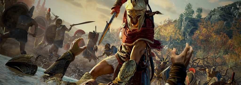 Assassins Creed Timeline Ancient Greece