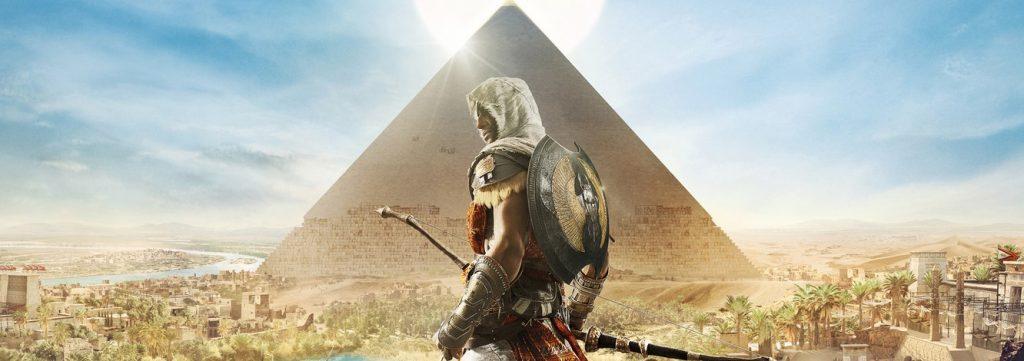 Assassins Creed Volgorde Oude Egypte Bayek