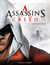 Assassins Creed 1 Desmond cover