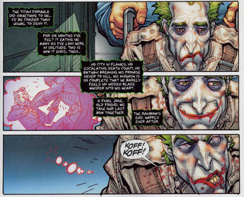 Batman Arkham City Comic 1