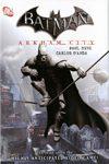 Batman Arkham City Comic cover