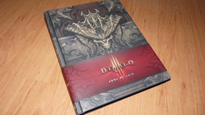 Diablo III Book of Cain 1