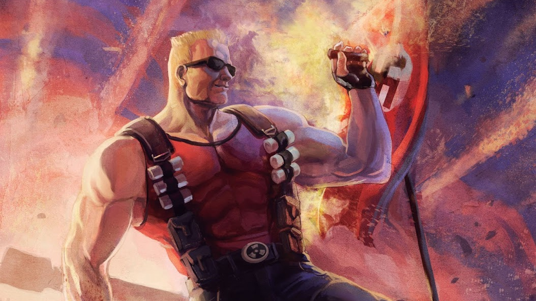 Duke Nukem Glorious Bastard