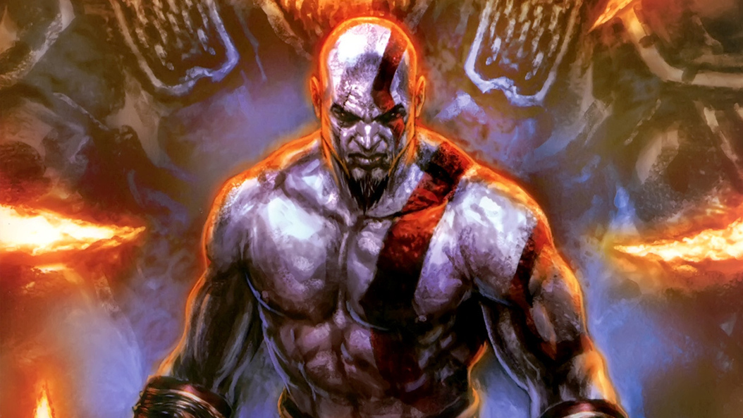 God of War comic