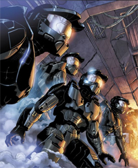 Halo Blood Line 1