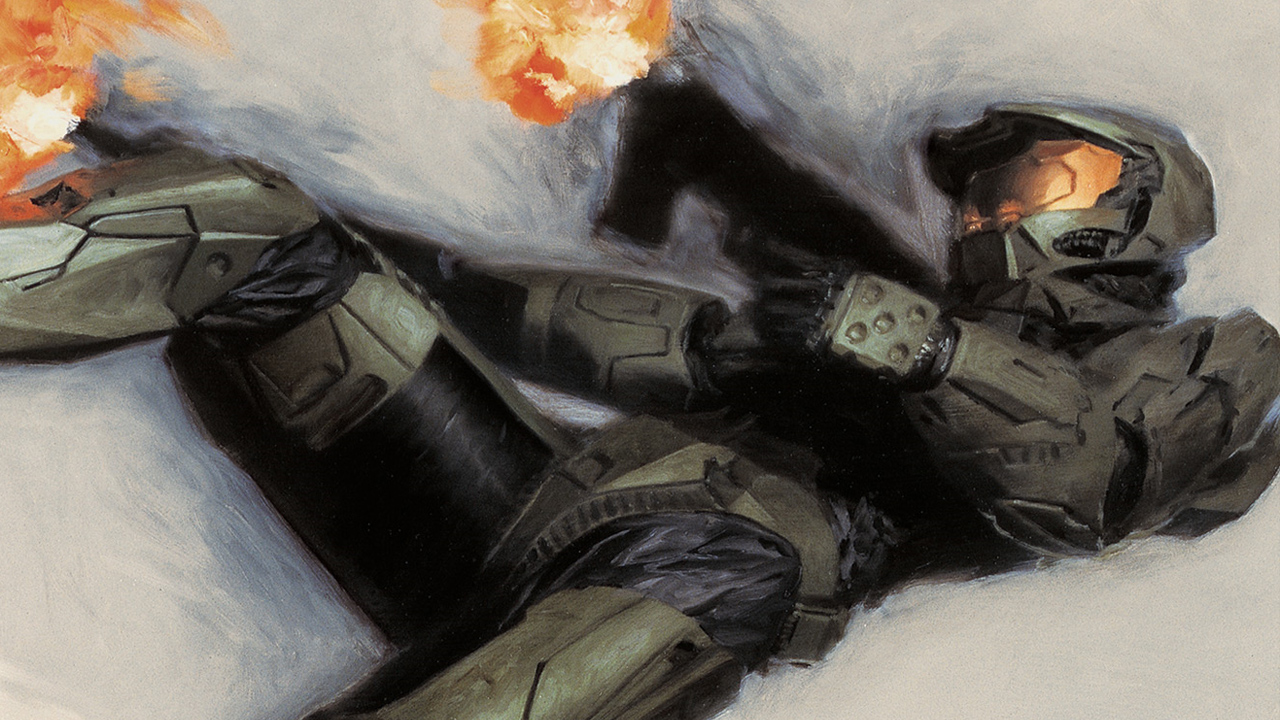 Halo Graphic Novel