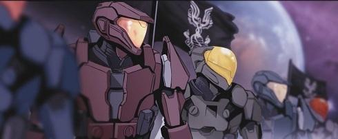 Halo Headhunters 1