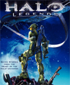 Halo Legends cover