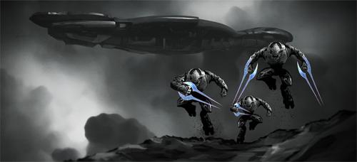 Halo The Return 1