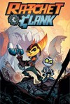 Ratchet Clank Comic Cover
