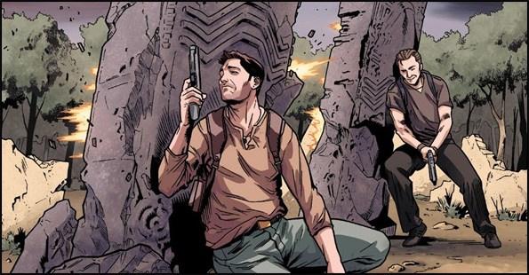 Uncharted Comic 1