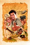 Uncharted Comic cover