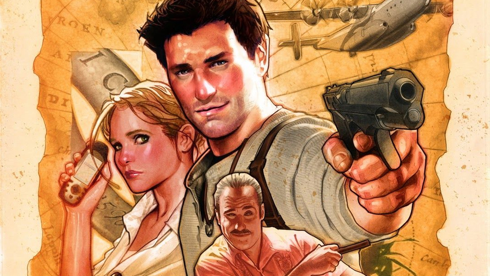 Uncharted Comic