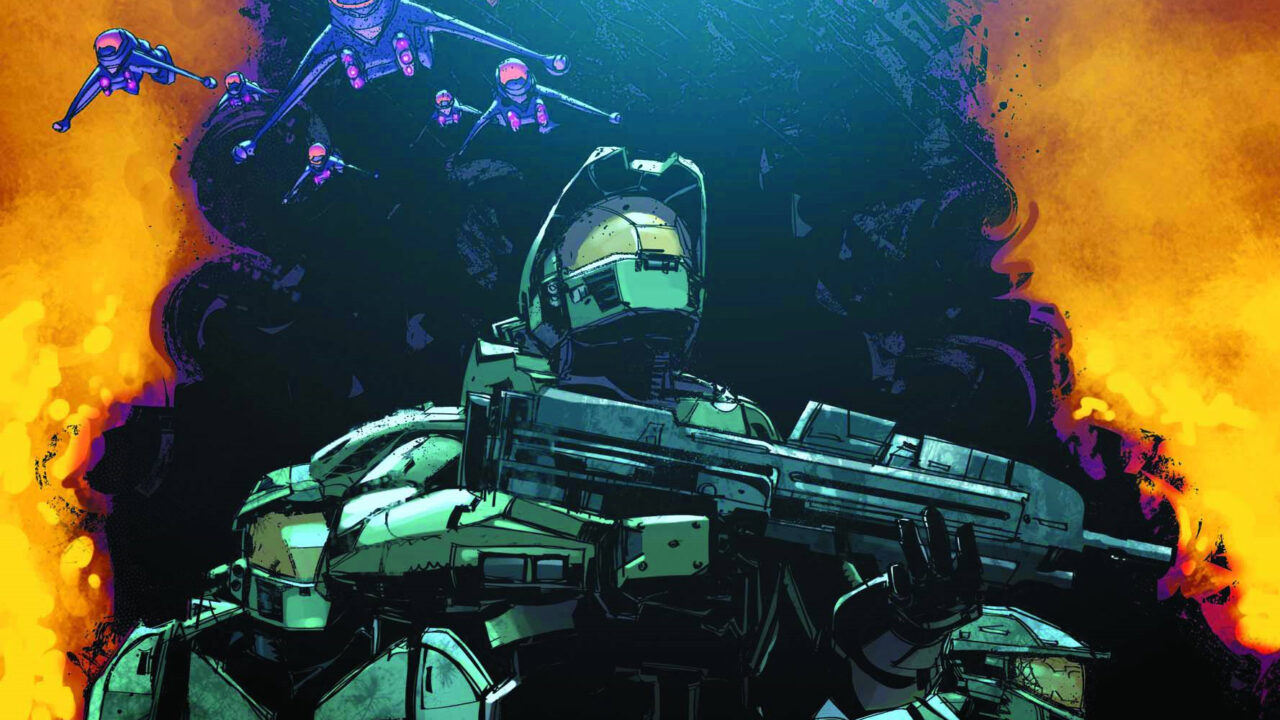Halo Fall of Reach Covenant
