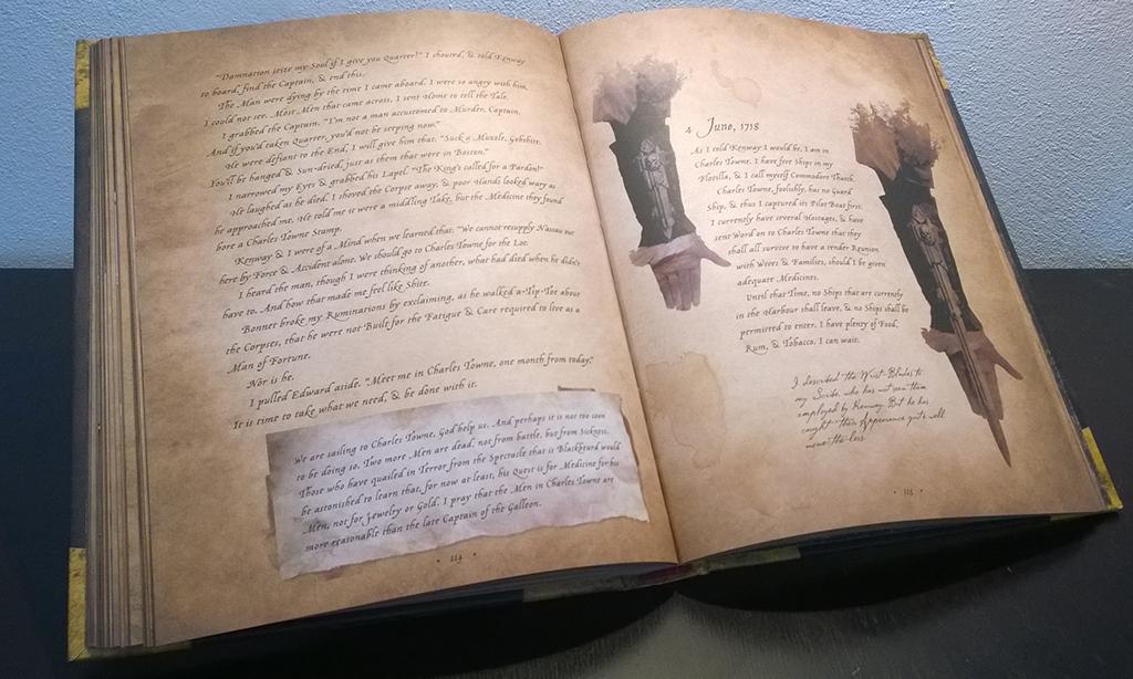 Blackbeard The Lost Journal 2