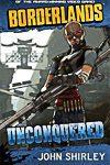 Borderlands Unconquered cover