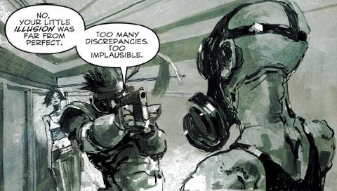 Metal Gear Solid Omnibus 2