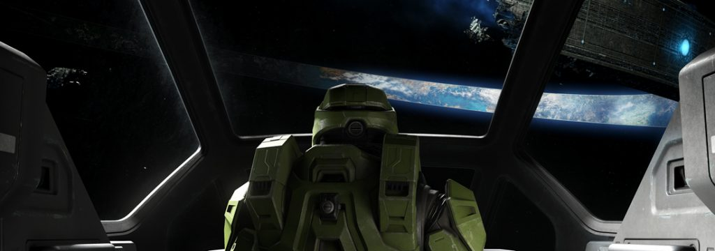 Halo Volgorde Halo Infinite