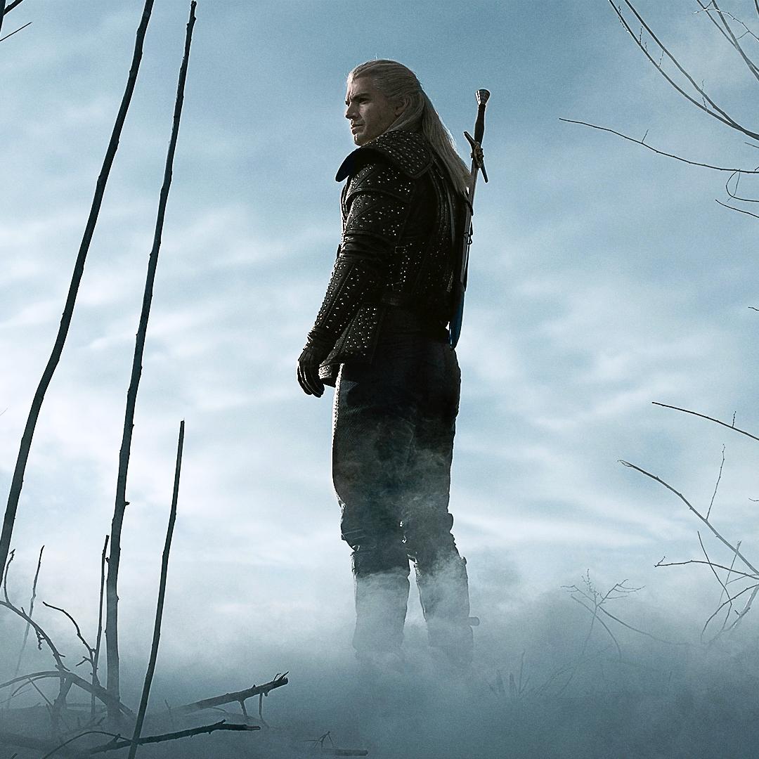 The Witcher Netflix Henry Cavill Geralt of Rivia