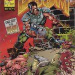 Comic Doom: Knee Deep in the Dead Cover