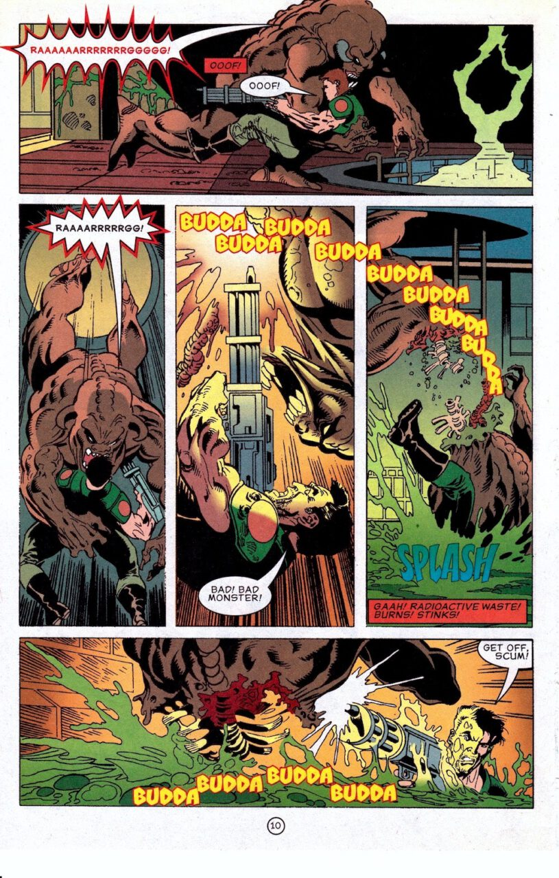Comic Doom Knee Deep in the Dead Page 10