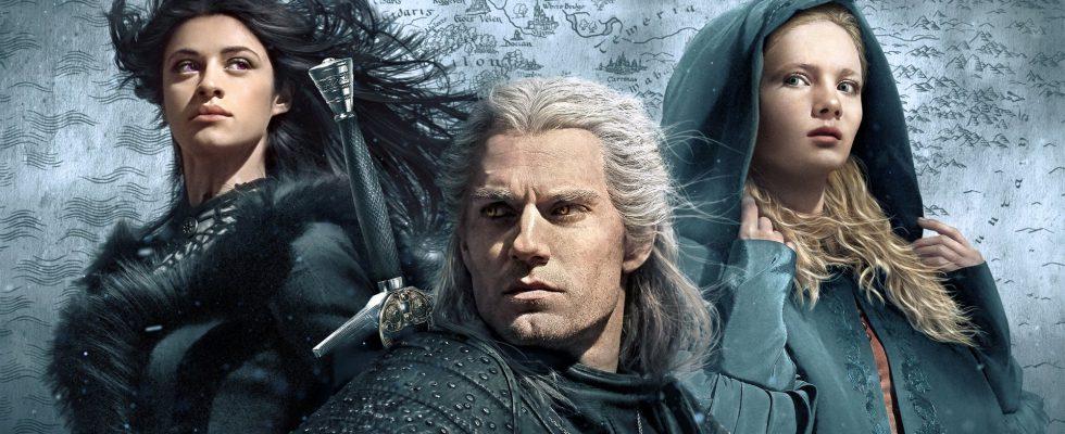The Witcher serie tijdlijn volgorde