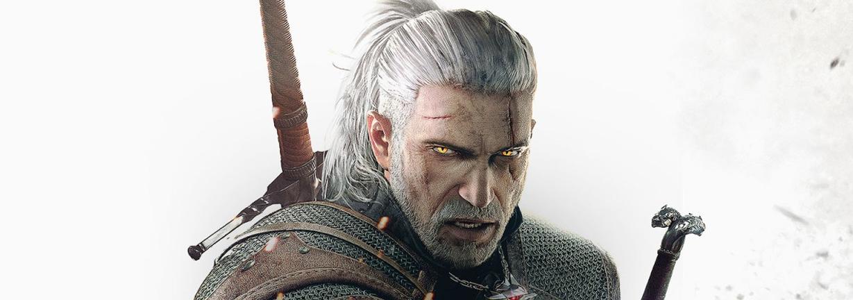 The Witcher volgorde games