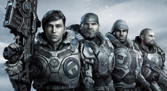 Gears of War Volgorde