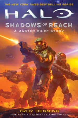 Halo Shadows of Reach cover