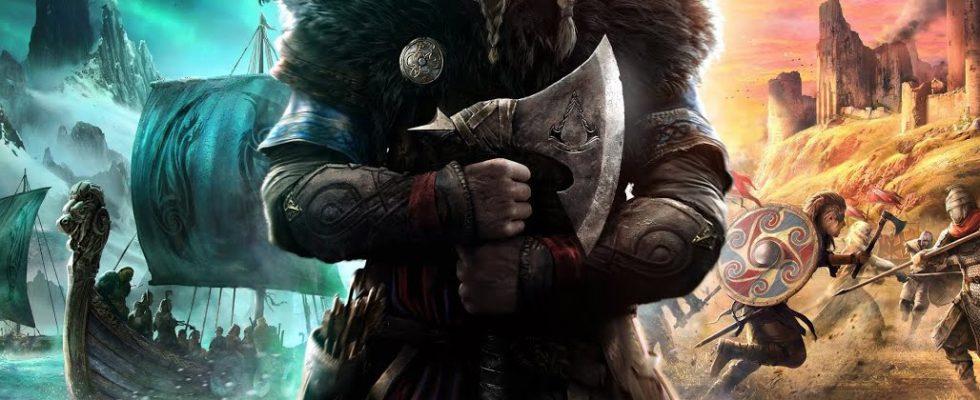 Assassins Creed Volgorde Valhalla