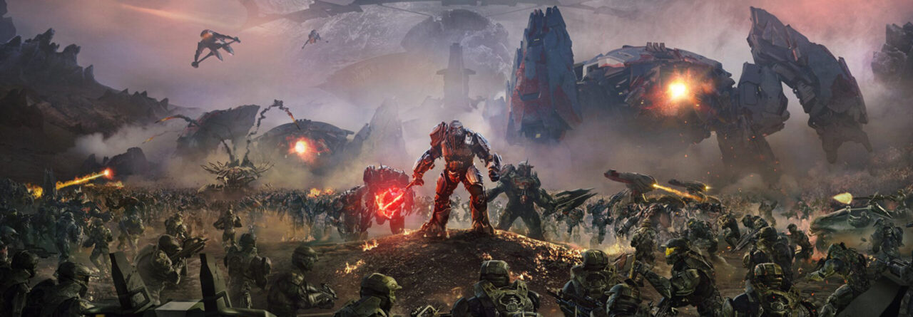 Halo Wars The Banished