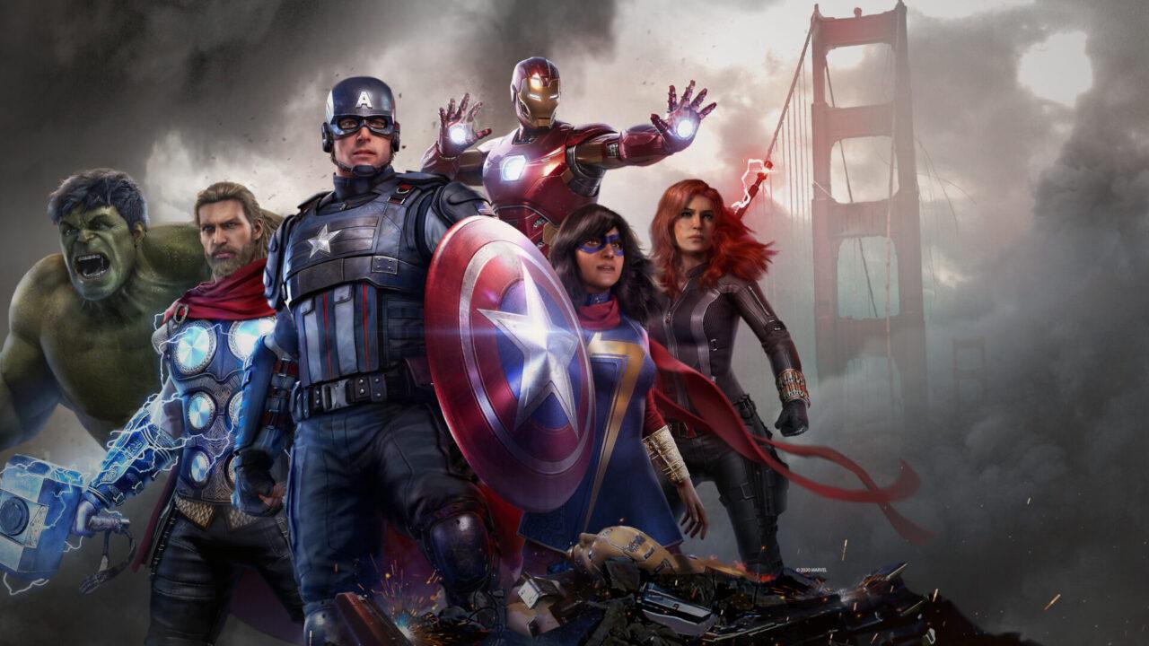 Marvel Avengers pre-order