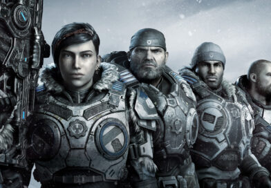 Gears of War Volgorde