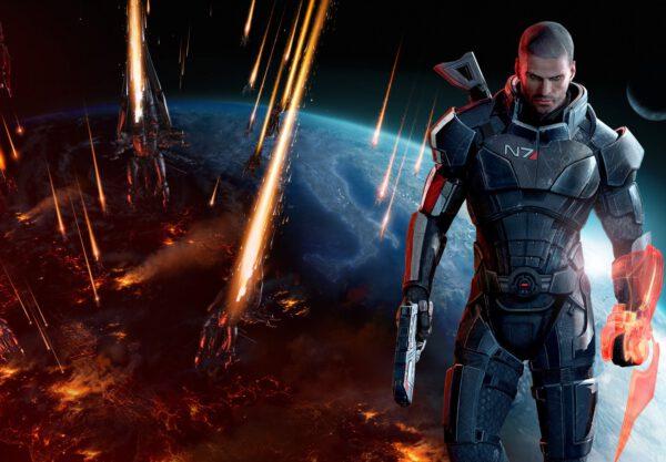 Mass Effect Volgorde