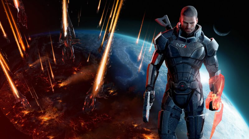 Mass Effect Chronological Order