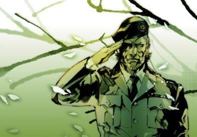 Metal Gear Solid Volgorde