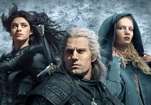 The Witcher Timeline