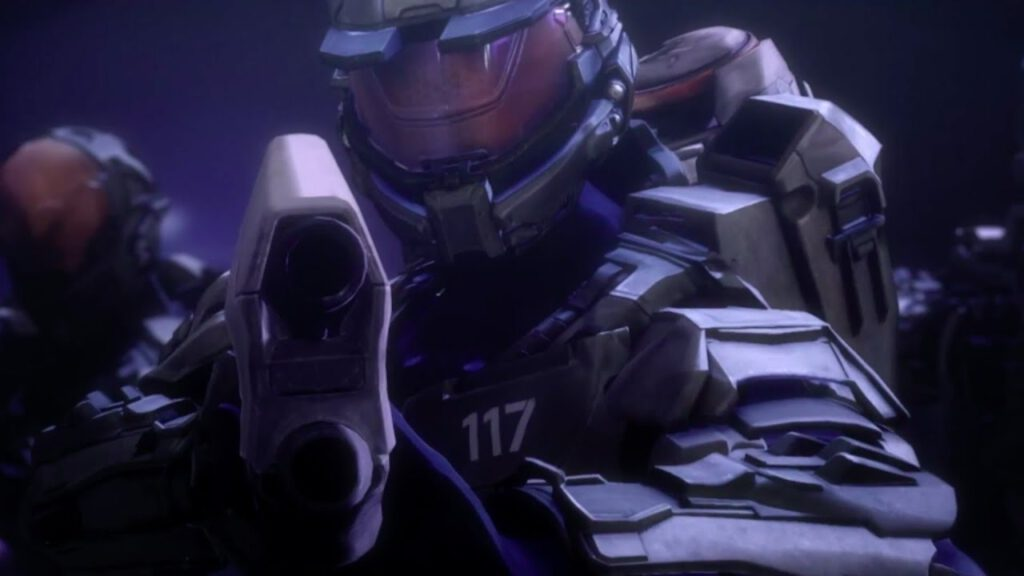 Halo Fall of Reach Animated Series