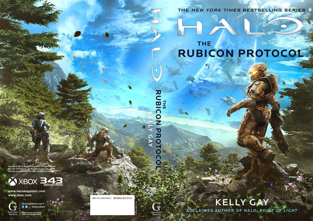 Halo: The Rubicon Protocol Cover