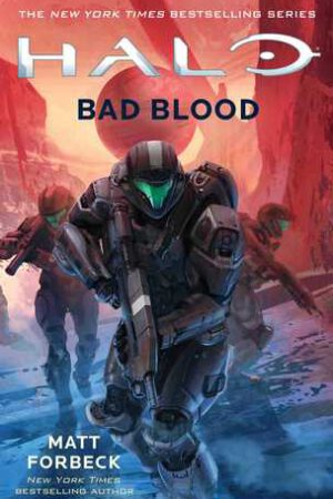 Halo Bad Blood cover