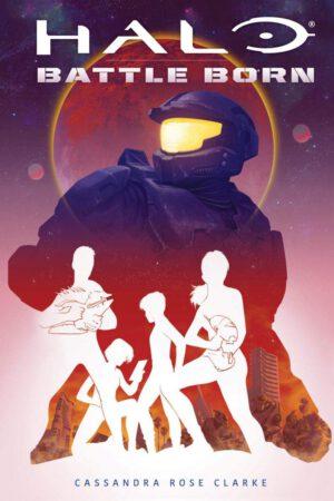 Halo Battle Born cover