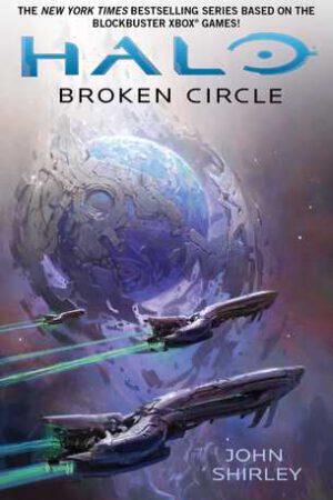Halo Broken Circle cover