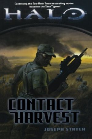 Halo Contact Harvest cover