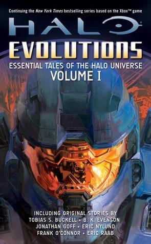 Halo Evolutions Volume 1 Cover