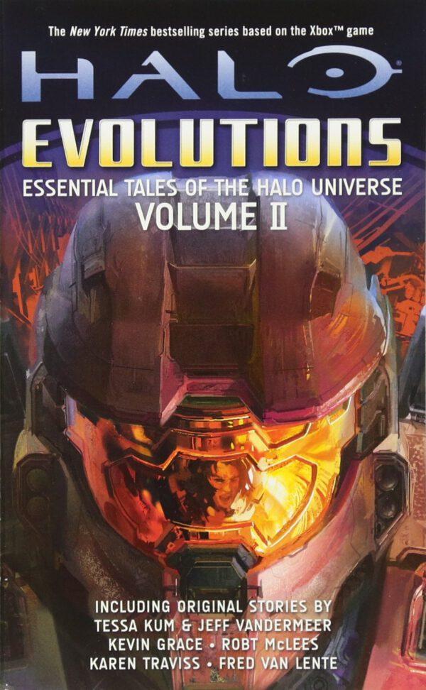 Halo Evolutions Volume 2 Cover
