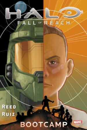 Halo Fall of Reach Bootcamp cover