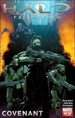 Halo Fall of Reach Covenant cover